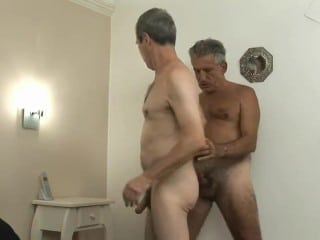 Schwänze schwule alte Gay Jungs