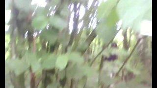 Die heißen und geilen Daddy Bären fickten sich im Wald durch