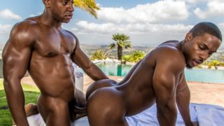 DeAngelo Jackson – Amerikanischer Gay Pornostar
