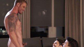 Gay Sex Cam Chat – Shawn Reeve weiß genau was ihm anmacht beim Sex!